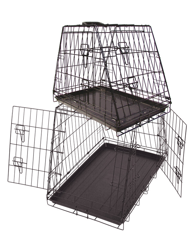 Trapezoid Transport Dog Cages with Best Price