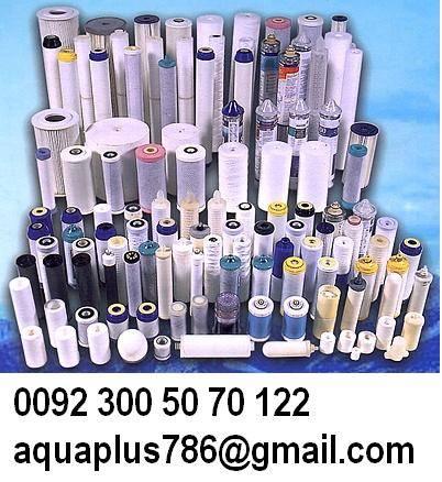 Aqua Water Filter Cartridges 03355070122