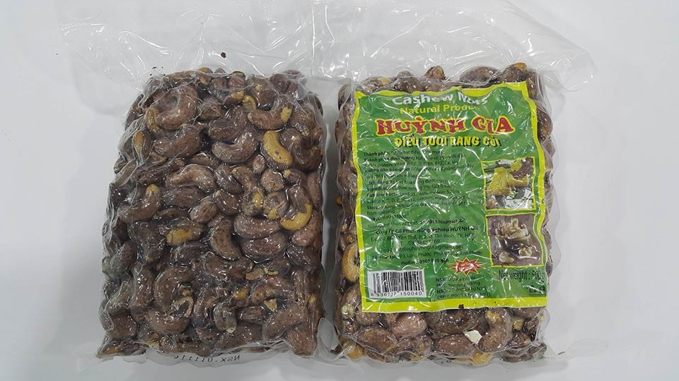 Salted Cashew Nuts Business