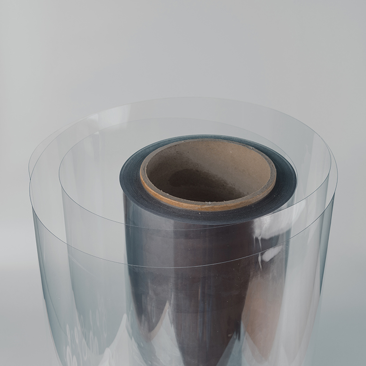 Virgin PET Plastic Sheet Roll For Thermoforming Tray