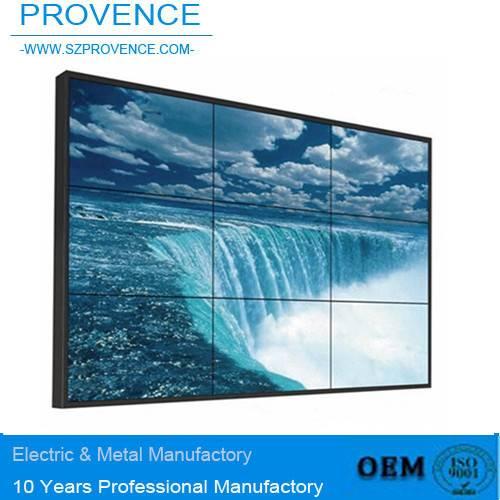 "46"" Ultra Narrow Bezel Samsung Panel Video Wall Monitor"