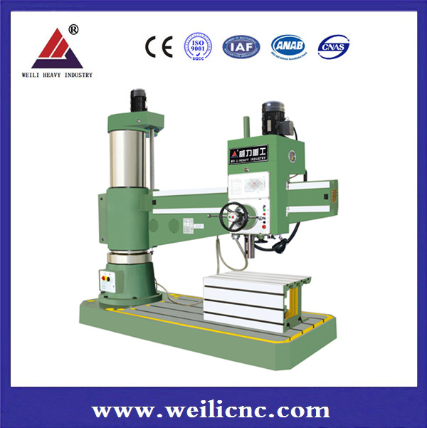 Popular hydraulic radial drilling machines Z3063X20 from China