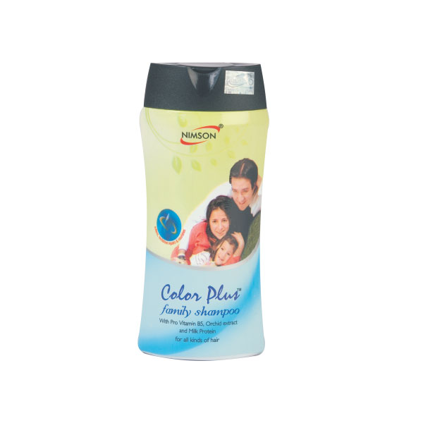 Colour Plus Family Shampoo