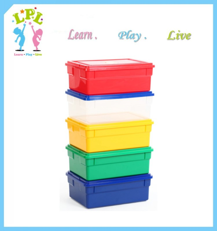 2016 Food grade home storage organization plastic storage box