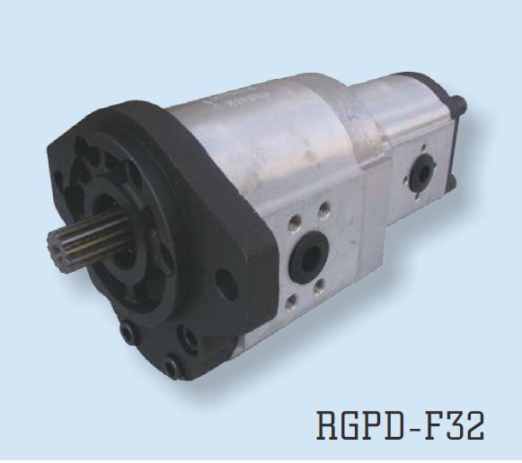 Double Gear Pump - RGPD Series