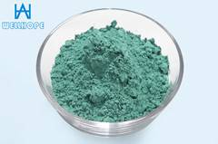 Apple Green for ceramic pigment powder
