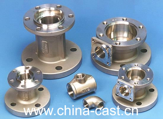Stainless steel casting supplier in China