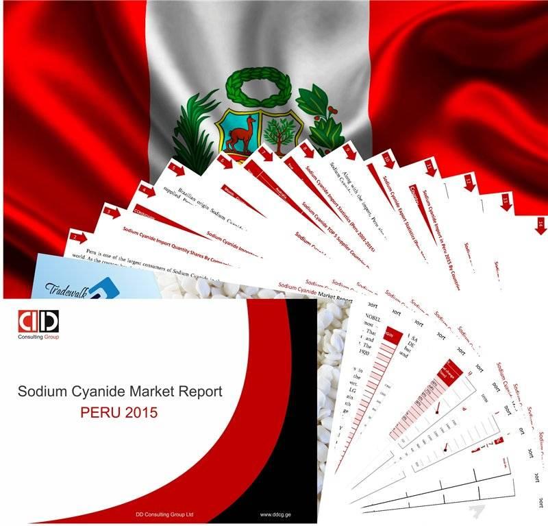 Sodium Cyanide Annual Summery Market Report PERU 2015