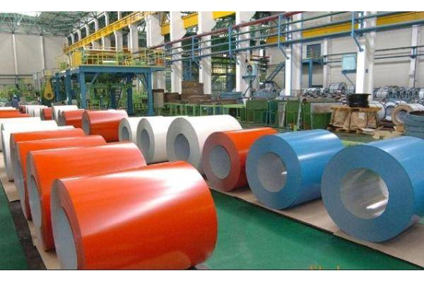 0.13mm~1.2mm prepainted galvanized steel coil