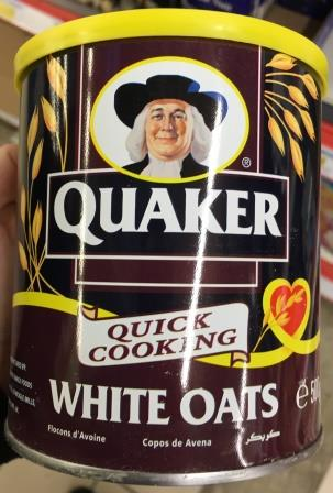 Quaker Oats Made in UK,Corn Flakes, Instant noddles