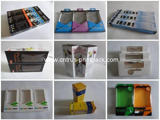 Corrugated Display Boxes Printing