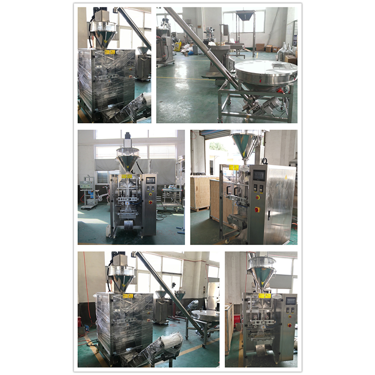 Powder filling machine Flour Dental Powder packaging machine price