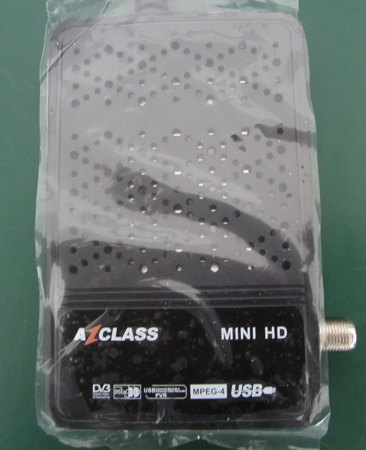 HD azclass mini receiver with free IKS account for Nagra3
