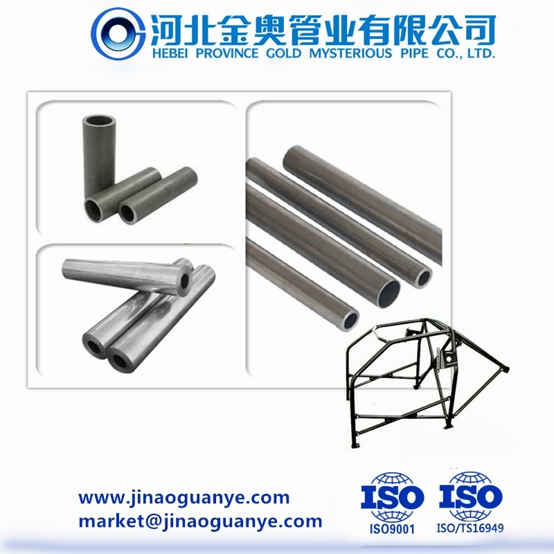 4130 CHROME MOLY ALLOY STEEL COLD DRAWN PIPE