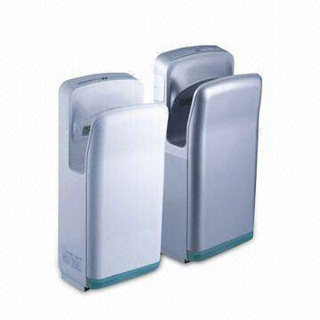 Jet Hand Dryer with Brushless Motor, Take 5 to 7 Seconds Drying Hands, Can Use for 3 to 7 Years