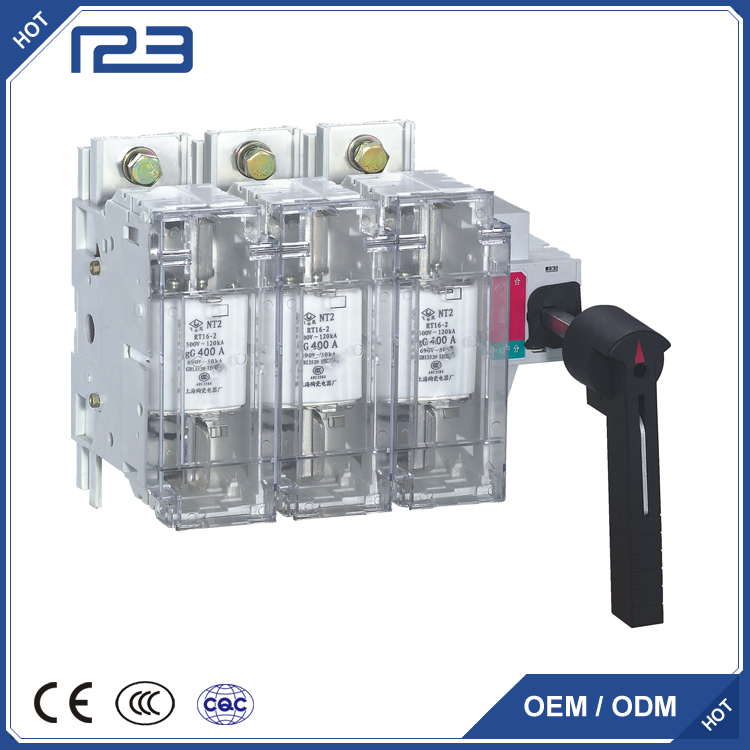 YGL-R fuse series group of isolation switch