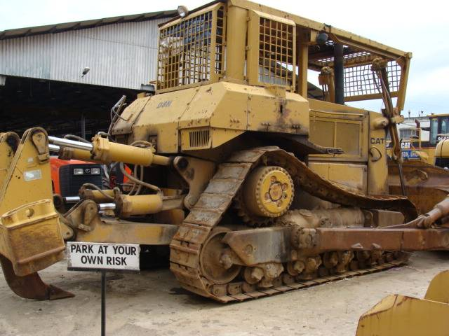 Used D8N CAT,Bulldozer,Caterpillar,