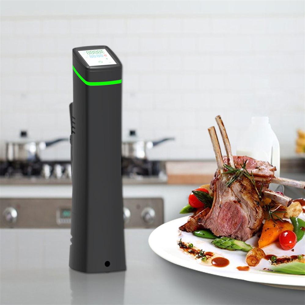wifi APP remote control sous vide immersion circulator slow cooker machine 1100watt