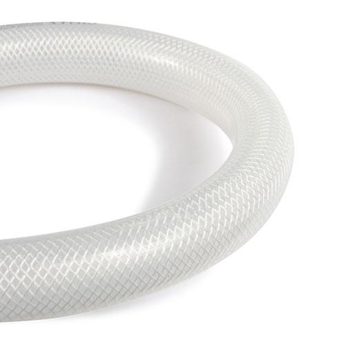 Glass Fiber Braid Reinforced Silicone Hose
