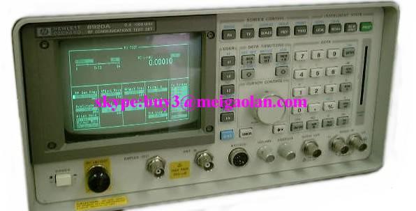 HP / Agilent 8920A RF Communication Test Set