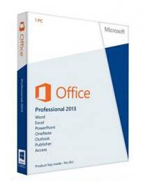 MS Office 2013 Professional Genuine Key/Code