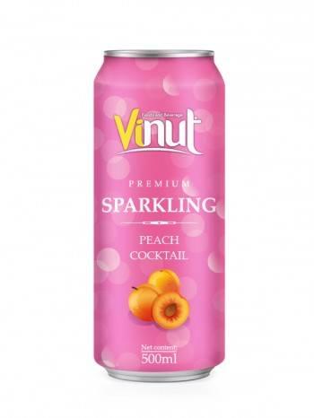 Peach Sparkling Water