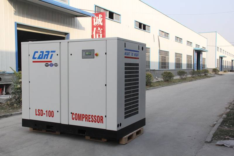 Air compressor dryer refrigerated type for compressor air machine