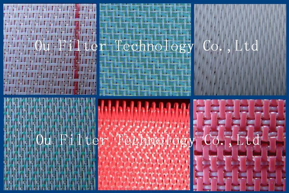 Polyester fabric Paper making Machine Drying Clothing
