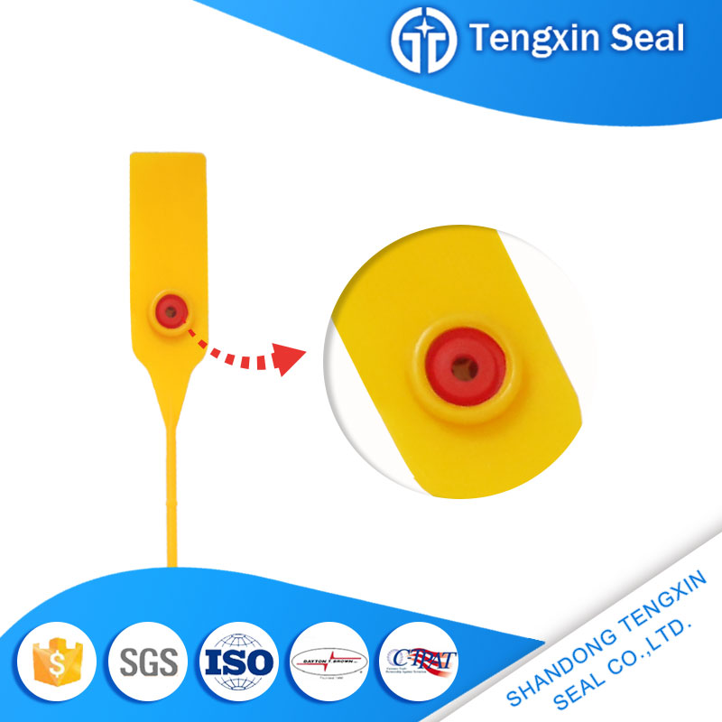 tamper evident security seal lock TX-PS003 50cm
