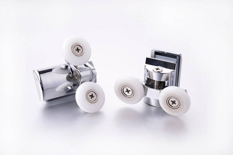 Zinc Aloy Shower Door Roller (HS067)