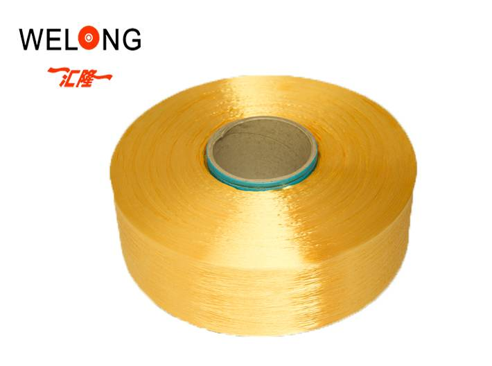 polyester filament yarn factory