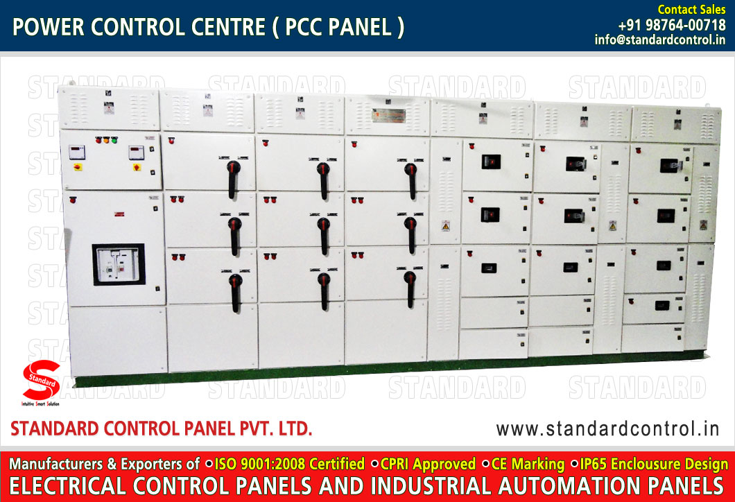 Power Control Centre - PCC Panel