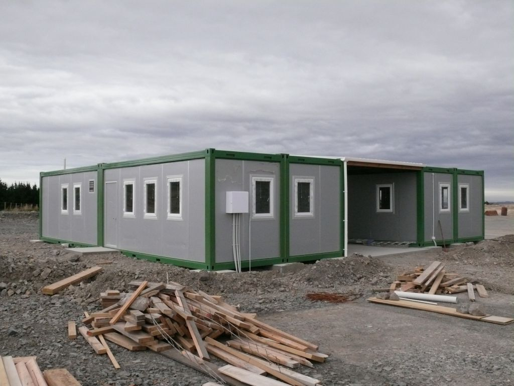 Modular Type Container House