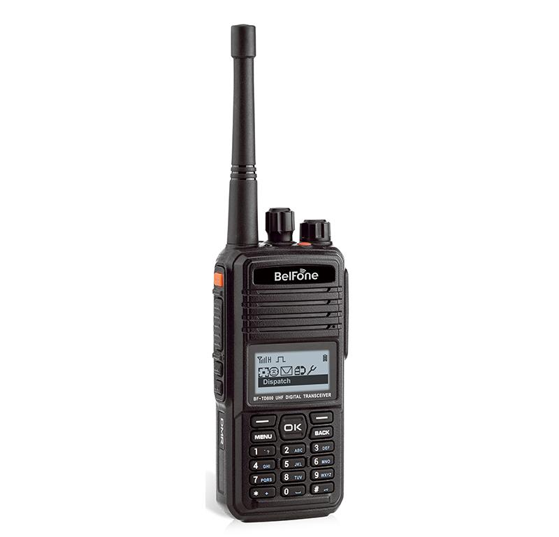 DMR Tier II portable radio TD800