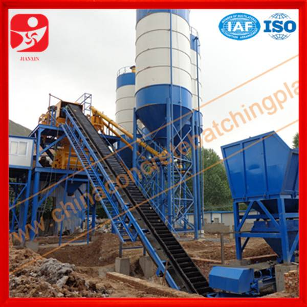 Top technical top factory HZS180 concrete batching plant