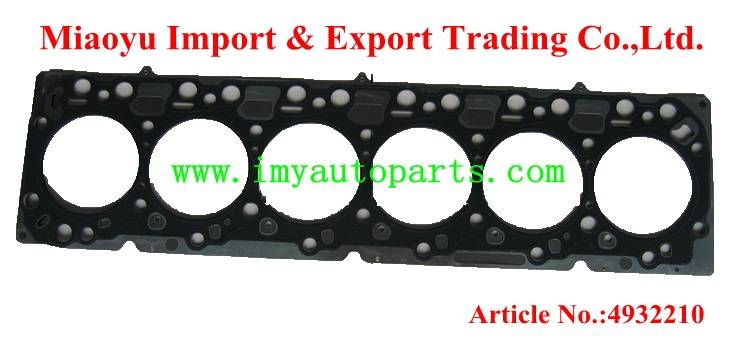 Dongfeng OEM Parts  Cylinder Head Gasket   4932210