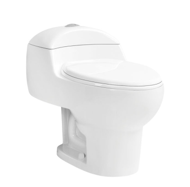 Siphonic one piece toilet for South America market ceramic sanitary ware