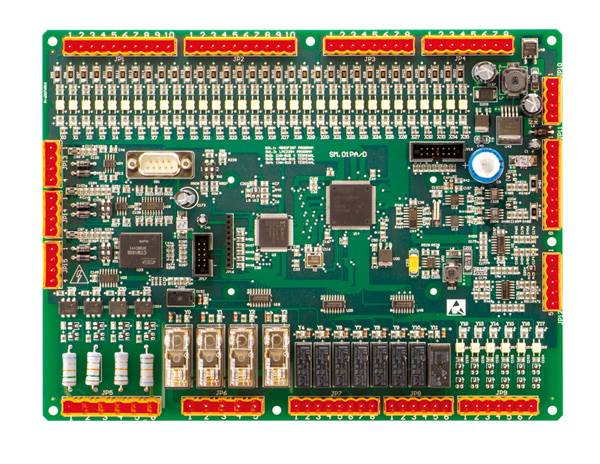 32-bit high performance serial main controller board SM.01PA/D