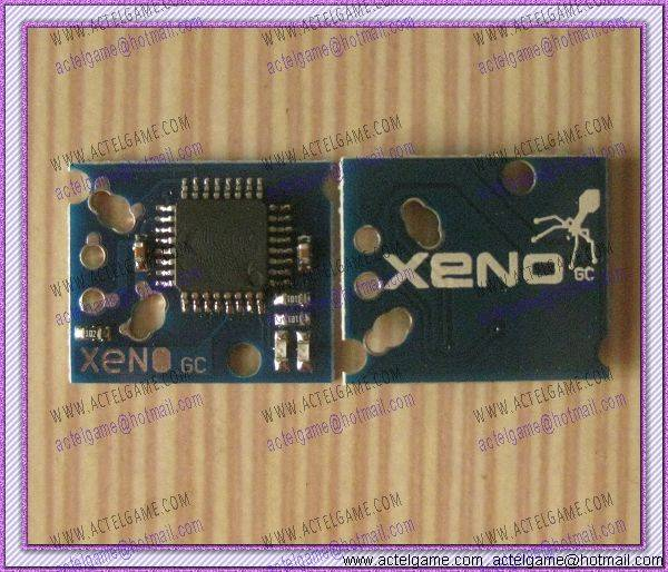 Xeno GC game cube modchip