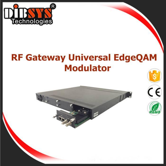 Broadcast EdgeQAM Modulator