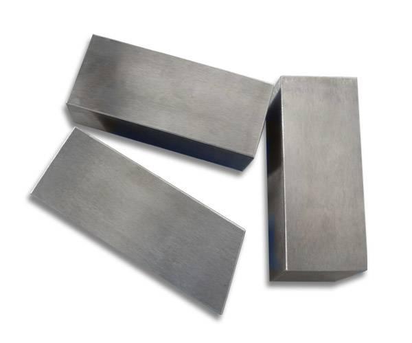 Sintered Tungsten Blank