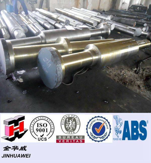 Open Die Forging Drive Shaft for Explosion-proof Motor