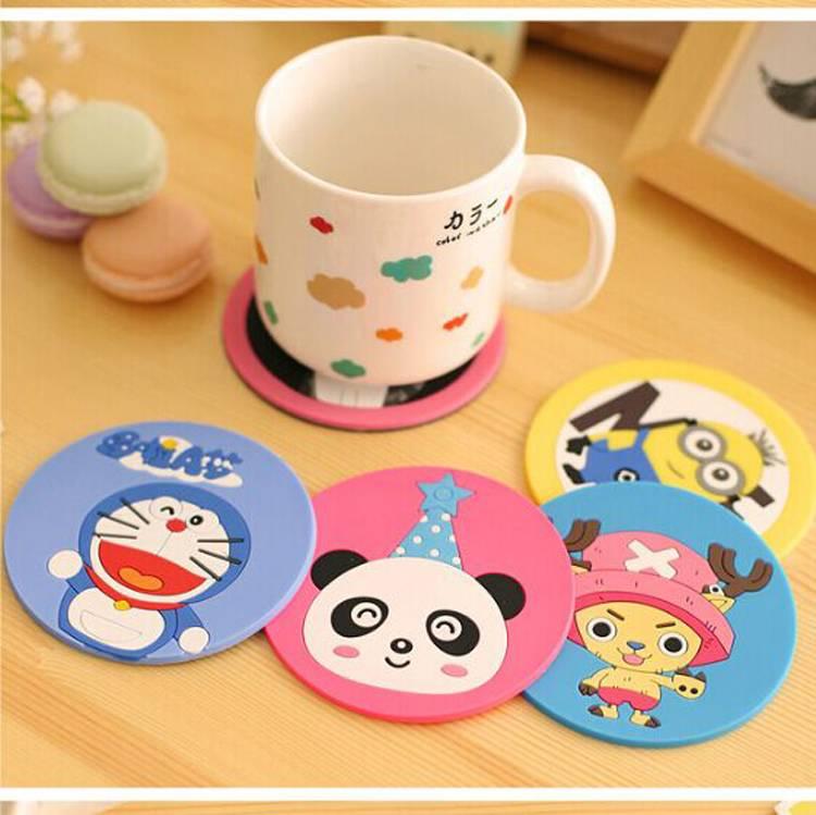 pvc cup coaster cup pad