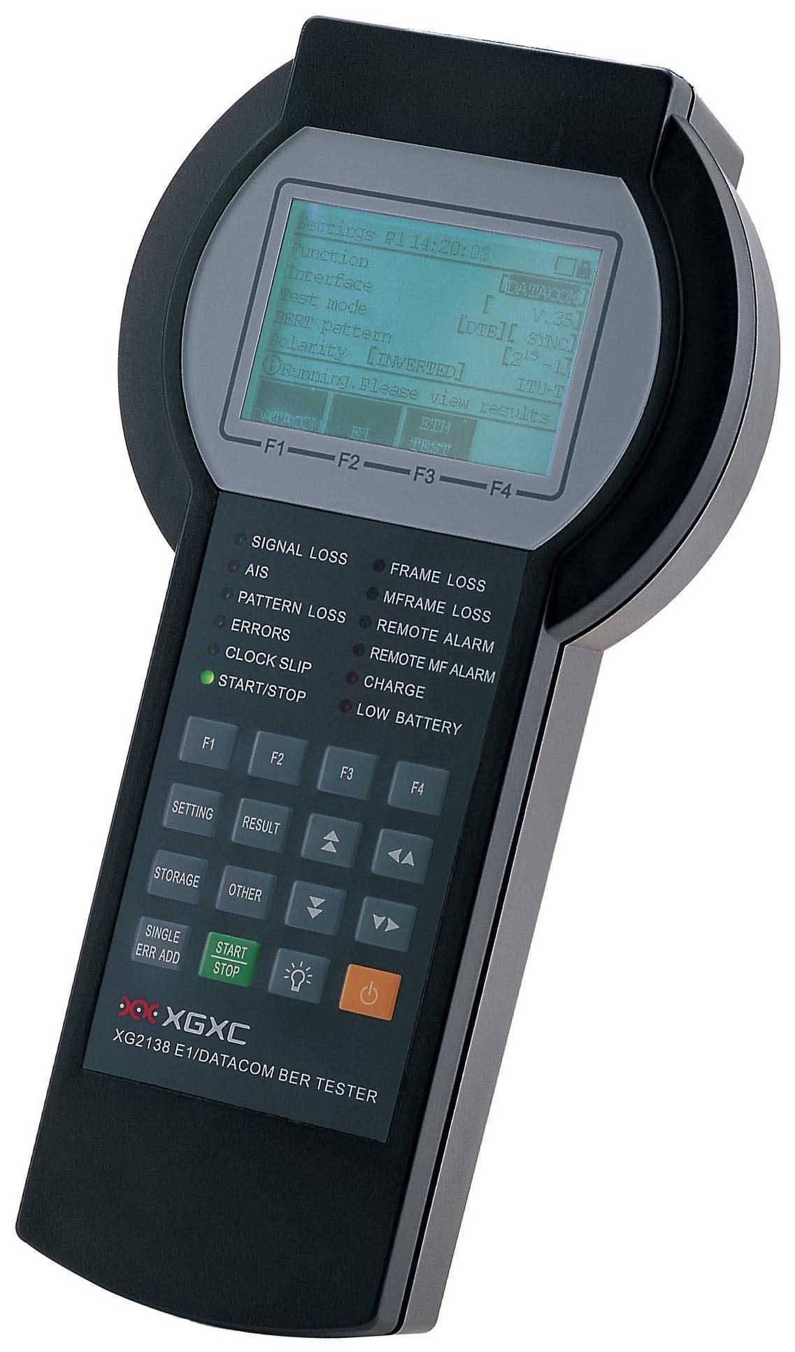 XG2138 E1/Datacom BER Tester