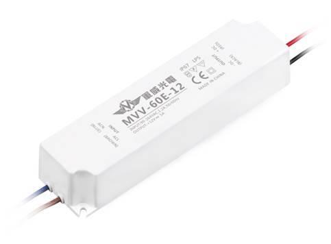 LED Driver MVV Series( 60W / 100W / 120W / 150W / 200W / 250W)