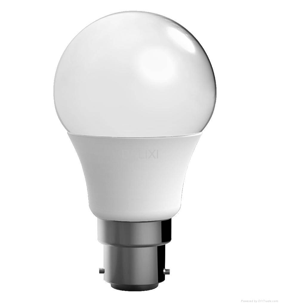 High quality 5W LED bulb manufacture, LED Lighting Bulb, Shenzhen professional LED supplier