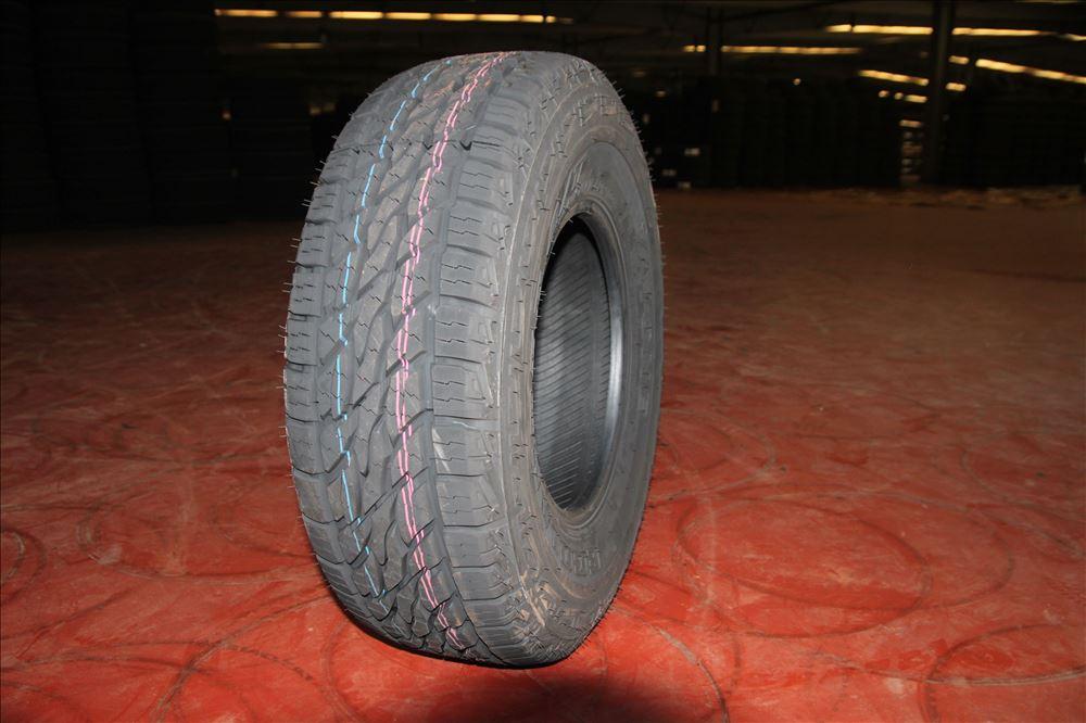 Yatone 265/65R17 all terrain tire with DOT, ECE, EU-label, GCC, CCC certification