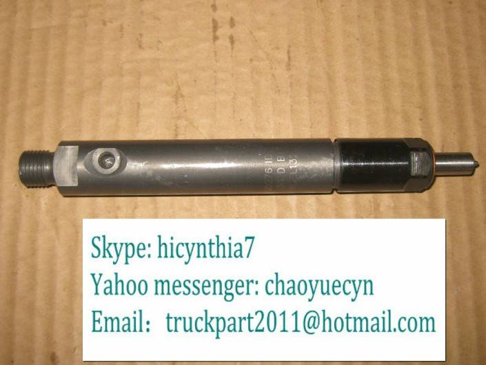 Injector VG1560080276 For SINOTRUCK, SHANXI, FOTON, Etc
