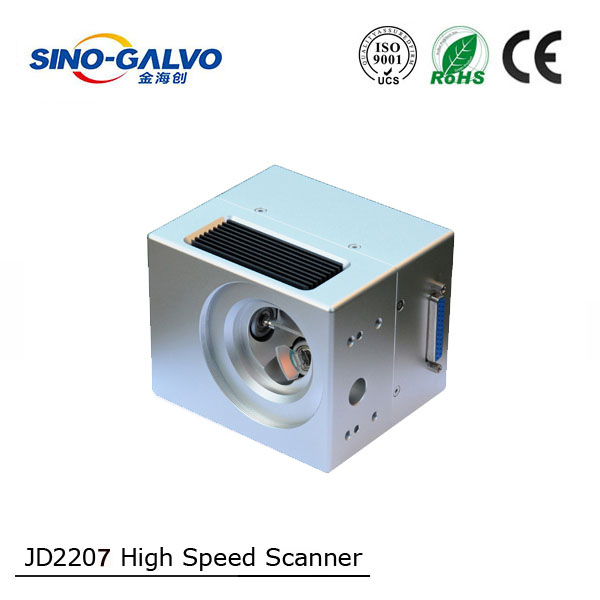 CE approved JD2207 Galvo Scan Head
