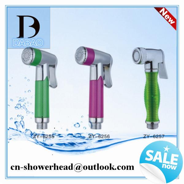 ABS/Brass/Zinc Shattaf, Bathroom Toilet Bidet Sprayer Shattaf with Health Faucet